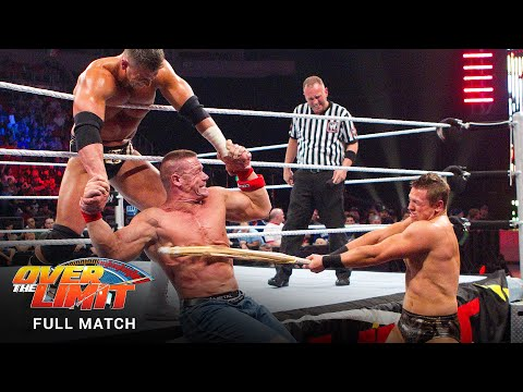 "FULL MATCH - John Cena vs. The Miz – WWE Title ""I Quit"" Match: WWE Over the Limit 2011"