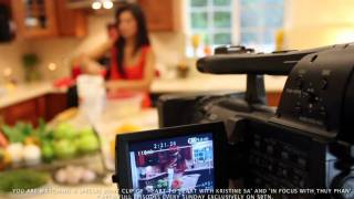 Kristine Sa : Thanksgiving Special 2011 ('Heart To Heart'&'In Focus' On SBTN)