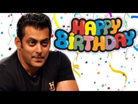 Salman Khan celebrates 47th BIRTHDAY