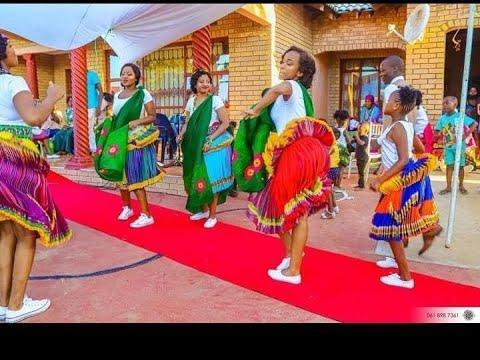 Xibelani dance (Tsonga dance Challenge)