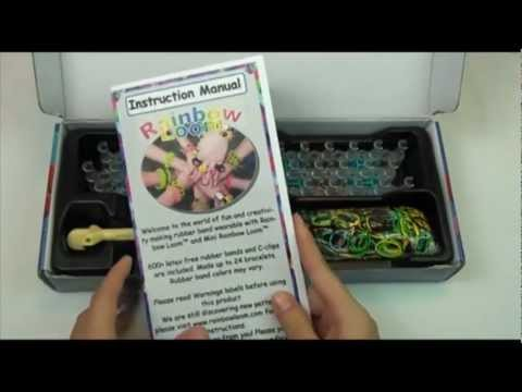 Rainbow Loom Bracelet Kit - Learning Express