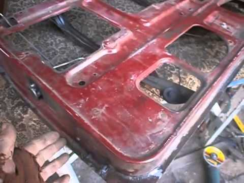 ремонтная часть филенки двери ваз более