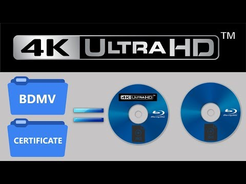 Tuto : BDMV + CERTIFICATE = ISO 4K UHD | FREE DVDFab Player 5 |