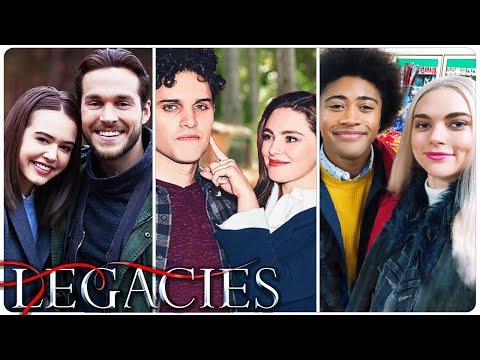 LEGACIES Season 3 Real Age & Life Partners 2021