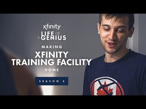 "Xfinity Presents: Life of a Genius | Season 3, Episode 5 ""Making Xfinity Training Facility Home"""