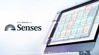 Senses紹介動画