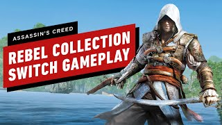 Assassin's Creed: The Rebel Collection Nintendo Switch Gameplay by IGN
