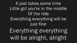 Jimmy Eat World - The Middle - Lyrics