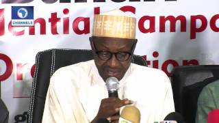 Postponement Of Election -  APC Press Conference
