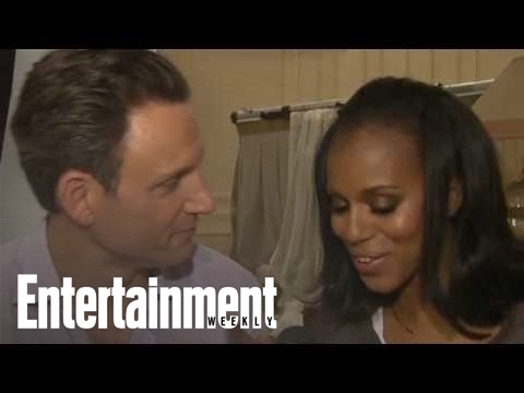 washington - No one can steal a scene quite like this pair, but ever wonder how the tables would turn if Olivia Pope was the President? Washington and Goldwyn played alon...
