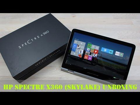 HP Spectre x360 13-4102ng (Skylake) Unboxing & erster Eindruck (Deutsch) | InstantMobile