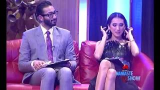 Video Moment of Truth with Ayushman Desraj and Paramita Rana (HUAWEI Namaste TV Show) MP3, 3GP, MP4, WEBM, AVI, FLV Mei 2019