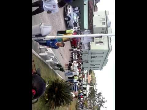 Desfile 7de setembro em Aratuipe