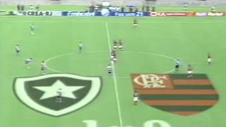 FLAMENGO 2 X 1 BOTAFOGO - TV GLOBO Local: Estádio do Maracanã, no Rio de Janeiro (RJ) Data: 24 de fevereiro de 2008, domingo Horário: 16 horas (de ...