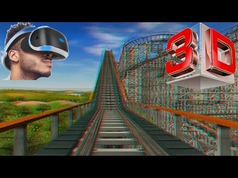 Collection - 3D Rollercoasters