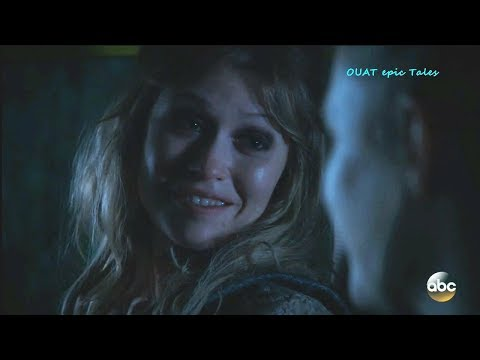 Once Upon A Time 7x14 Alice to Robin Thank you for being on my side Season 7 Episode 14 Scenes