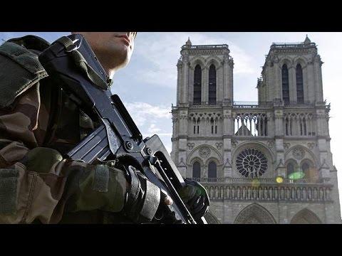 Γαλλία: Ύποπτο αυτοκίνητο κοντά στην Παναγία των Παρισίων