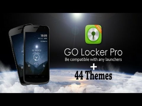 Go Locker На Андроид
