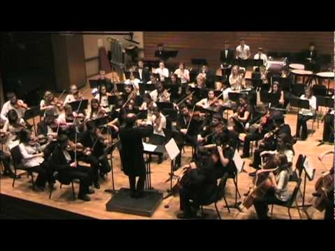 Baldwin Wallace Youth Orchestra -- There's Christmas in the Air