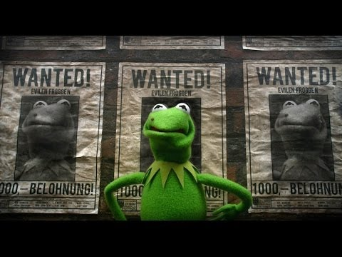 0 Muppets Most Wanted hat endlich einen Trailer! Yippie!
