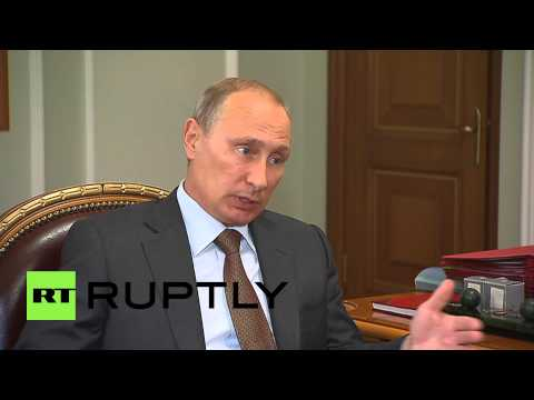 Russia: Pulling out of Ukraine's banking sector not in Russia's interest says Putin