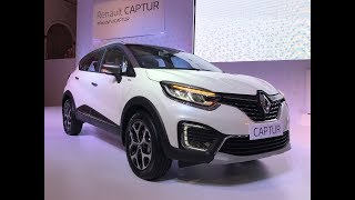 Video First Look - Renault Captur MP3, 3GP, MP4, WEBM, AVI, FLV Oktober 2017