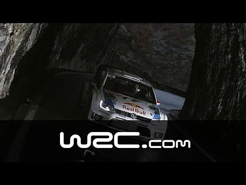 WRC Monte Carlo - Stages 12-13