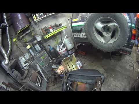 opel frontera sport ремонт подушки переднего сиде… видео