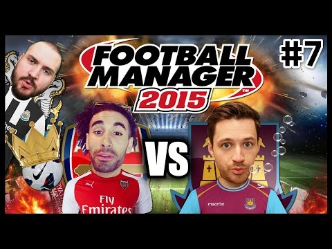 manager - Previous episode: https://youtube.com/watch?v=Q6GsvRXi5M4. My West Ham boys face Hugh Wizzy's Arsenal! Drop a like if you're enjoying my Football Manager 2015 series! Subscribe: ...