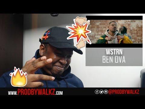WSTRN - Ben' Ova [Official Video] (REACTION)
