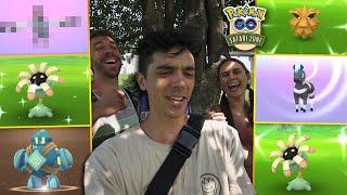 The BEST and WORST Shiny Luck at Safari Zone Taipei (Pokémon GO Safari Zone Taipei) by Trainer Tips