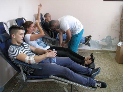 Rekordan broj od 95 prikupljenih jedinica krvi u akciji Crvenog krsta u Bogati�u