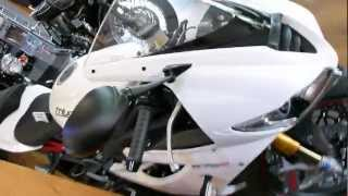 8. Triumph Daytona 675 R 125 Hp 260 Km/h 2012 * see Playlist