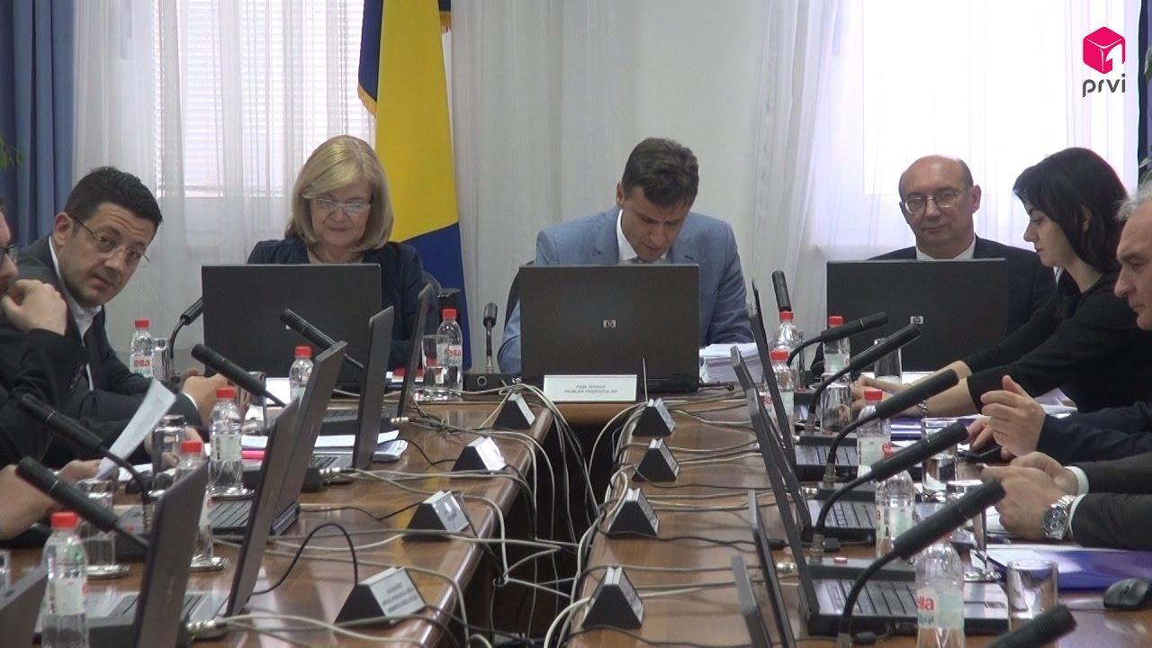 Održana sjednica Vlade Federacije BiH