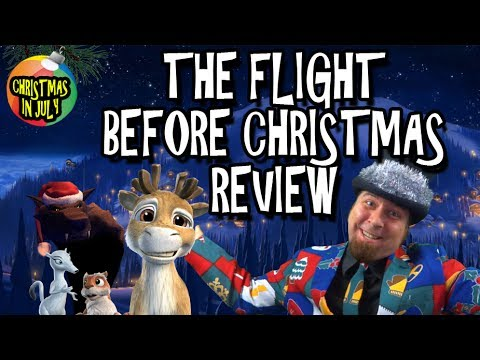 The Flight Before Christmas Review
