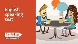 English Language Learning Tips - Speaking Test