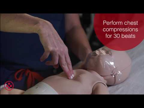 How to Perform Infant CPR