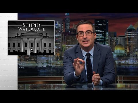 John Oliver on the TrumpRussia Investigation