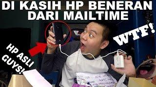 Video DI KASIH HP BENERAN DARI MAILTIME! MAILTIME MAHAL SEMUA ISINYA! MP3, 3GP, MP4, WEBM, AVI, FLV November 2018