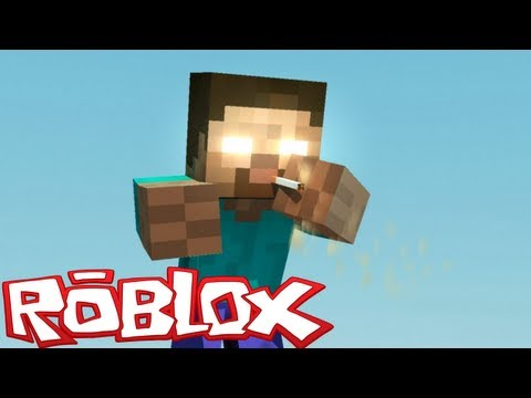 If Herobrine was in ROBLOX