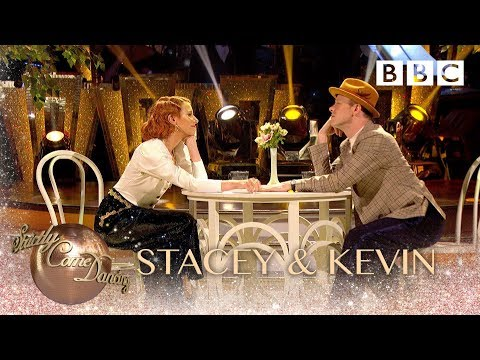 Stacey And Kevin Street And Commercial To 'empire State Of Mind (part Ii)' - Bbc Strictly 2018