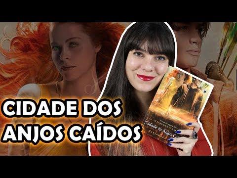 Cidade dos Anjos Caídos - Cassandra Clare [RESENHA]