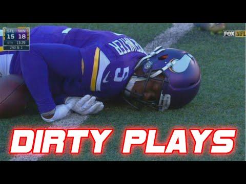 Dirtiest Cheap Shots in NFL Football History (DIRTY) - Thời lượng: 11:29.
