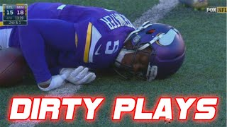 Video Dirtiest Cheap Shots in NFL Football History (DIRTY) MP3, 3GP, MP4, WEBM, AVI, FLV Februari 2019