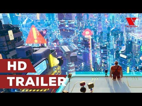 Podívejte se na nový trailer k pokračování animovaného hitu o raubíři Ralphovi