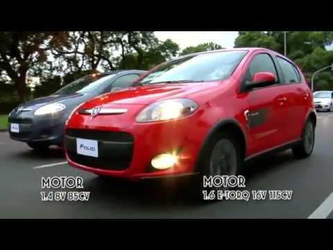 Publicidad Nuevo Fiat Palio 2012
