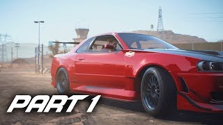 Need for Speed Payback Gameplay Walkthrough Part 1 - Fortune Valley (NFS Payback 2017) Full Game