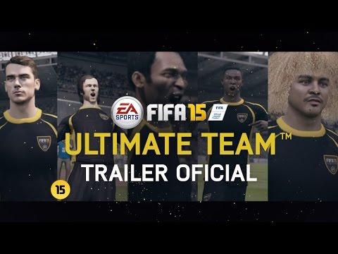 Las posibilidades de FIFA 15 Ultimate Team en un nuevo tráiler