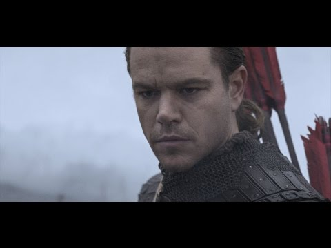 THE GREAT WALL | Official Teaser Trailer | Universal Pictures Canada