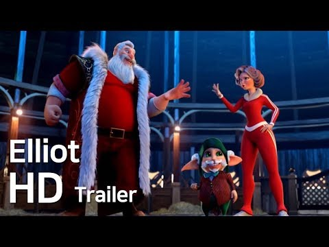 Elliot  The Littlest Reindeer Official Trailer (2018)HD l MovieNow Trailers